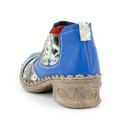 Azzurro Re Tma Caduto Normali Donna Per Del Aus Stivali da8rwnqY8