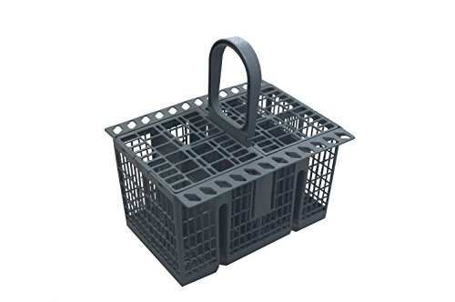 Indesit C00257140 Dishwasher/Crockery/MGD/Original Your Dishwasher Replacement Slim Cutlery Basket MDAC00257140