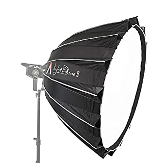 Aputure Light Dome II 16 Rods Softbox with Large Diffuser for Photo & Video (B07GXZRC7G) | Amazon price tracker / tracking, Amazon price history charts, Amazon price watches, Amazon price drop alerts
