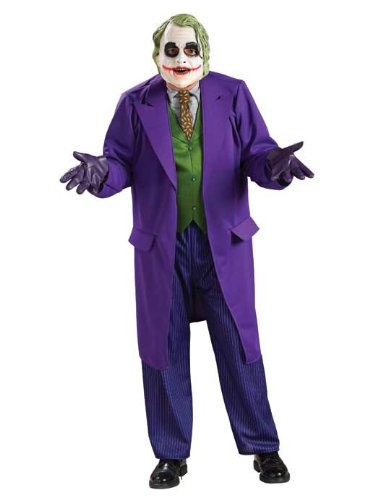 Rubies Deutschland 3 888632 XL - The Joker Deluxe Costume, Größe: (Kid Kostüm Joker)