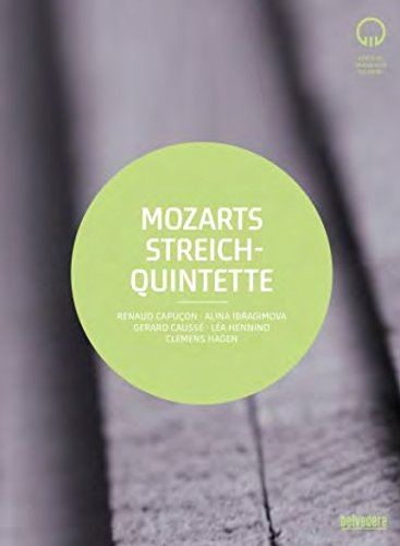 Mozarts Streichquintette [2 DVDs]