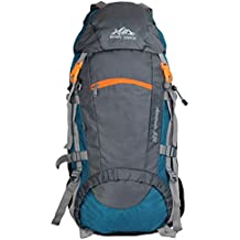 Mount Track 9102 Altitude Rucksack, Hiking & Trekking Backpack 55 Ltrs with Rain Cover and Laptop Compartment