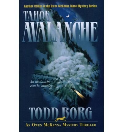 Tahoe Avalanche par Todd Borg