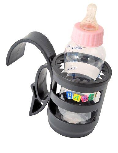 Universal Flaschenhalter - Getränkehalter für Autokindersitze von UNITED-KIDS