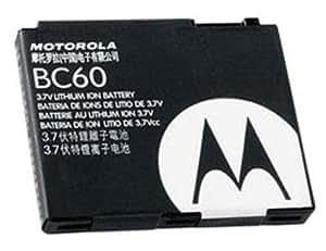 Motorola BC60 Battery for: :C257, C261, K1, Z3, E6, L2, L6, L7, L7C, RAZR.