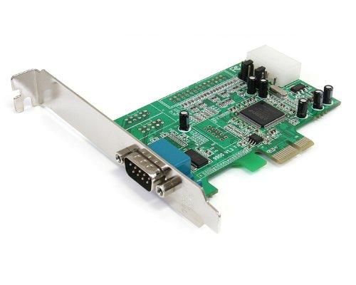 StarTech. com pex4s553-4Port RS232PCI Express Seriell Karte mit Breakout Kabel -