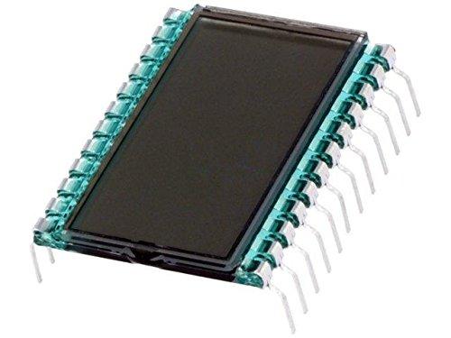 DE123-TU-30/7.5 Display LCD digital STN Positive No.of dig3 Char8.9mm -