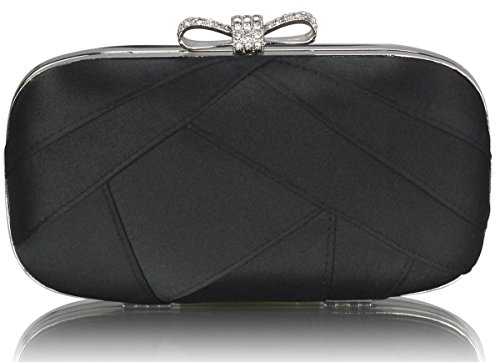 fc46dcaa2fe2 ... LeahWard® Ladies Fashion Desinger Quality Clutch Bag Women s Trendy  Night out Purse Handbags (Navy) · Previous ·   Next