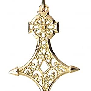 Croix Or 3,75 gr Croix du Sud 18 carats