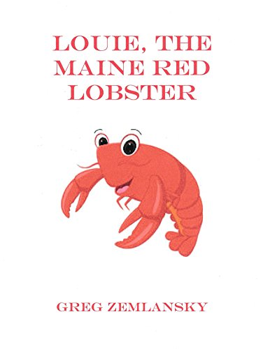 louie-the-maine-red-lobster-english-edition
