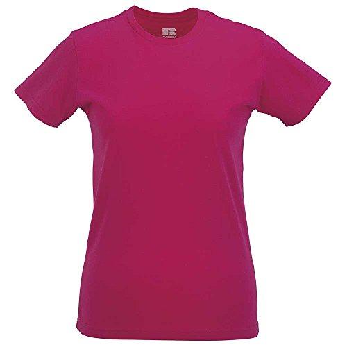 Russell Collection - T-shirt -  Femme #N/A Fuchsia