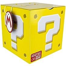 Super Mario Question Block Tirelire, Multicolore