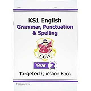 KS1 English Targeted Question Book: Grammar, Punctuation & Spelling - Year 2