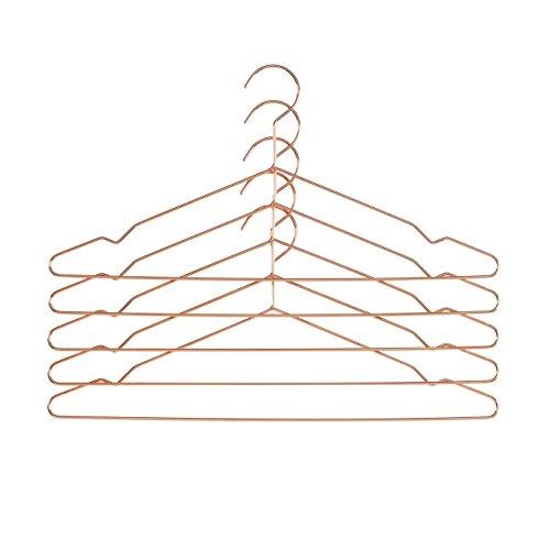 Kleiderbügel,kupfer,dünn,Hay Hang,Klamotten,Kleiderschrank,Ordnung