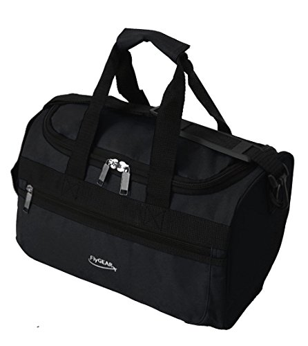 super-lightweight-ryanair-compliant-second-hand-luggage-cabin-travel-bag-fits-35-x-20-x-20cm-black