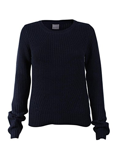 VERO MODA Damen Pullover Vmlex Ls Blouse Noos Peat