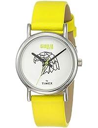 Gully by Timex Linked Analog Pink Dial Women's Watch-TW000U611