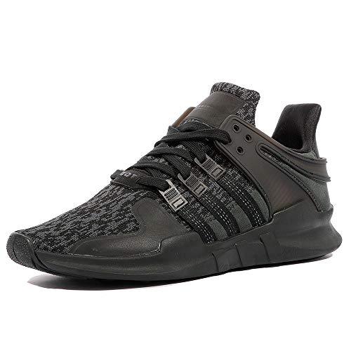 Adidas Herren EQT Support ADV Sneaker, Schwarz Negbas/Versub, 43 1/3 - Schuhe Design Adidas Porsche