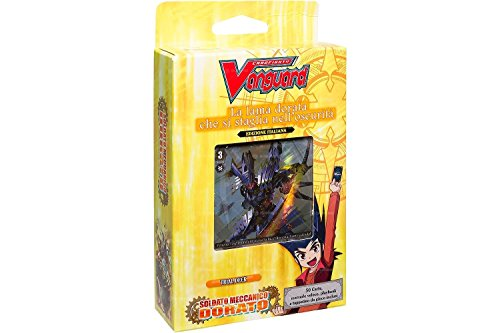 vanguard deck italiano  Trial Deck Cardfight!! Vanguard SOLDATO MECCANICO DORATO Mazzo ...