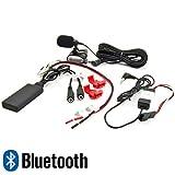 Watermark WM-BTMIC28 Bluetooth Adapter geeignet für BMW E46 E53 E39 BM54 Navi Radio Musik Streaming mit Freisprecheinrichtung