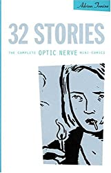 32 Stories - the complete OPTIC NERVE Mini-Comics, HARDCOVER+Cover, 348/500 limitiert signiert !!! USA