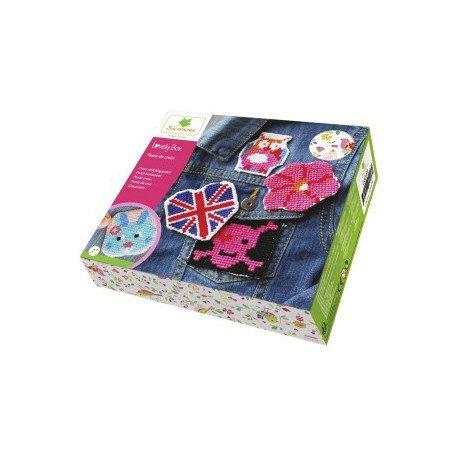 Sycomore - CRE11070 - Loisirs Créatifs - Point De Croix - Lovely Box