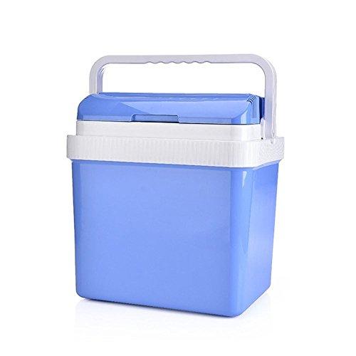 Atefacr Glacière 25L refroidisseur de réfrigérateur de voiture Mini réfrigérateur portable de voiture de congélateur chaud et froid 12V