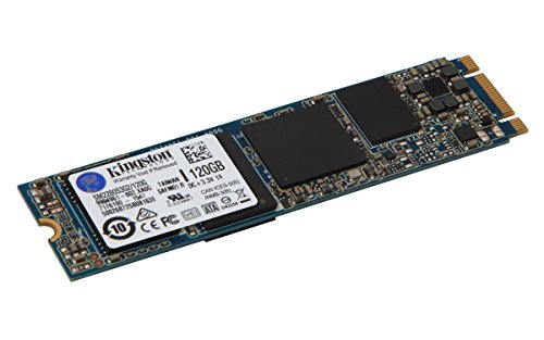 Kingston SM2280S3G2/120G - Disco SSDNow M.2 SATA G2 de 120 GB