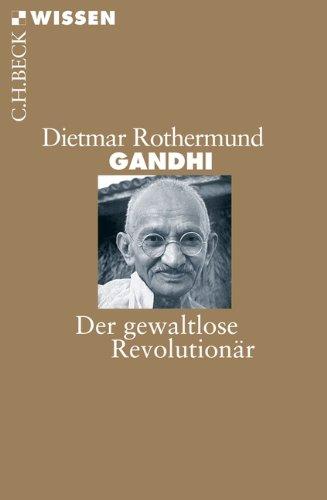 Buchseite und Rezensionen zu 'Gandhi: Der gewaltlose Revolutionär' von Dietmar Rothermund