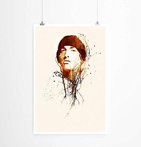 Paul Sinus Art Tableau et Poster 90 x 60 cm en Tant Que Tasse, Poster 90x60cm (gerollt)