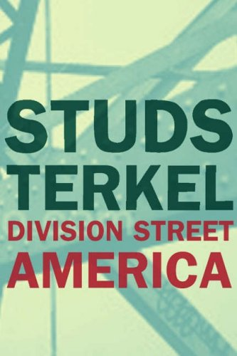 Book cover for Division Street: America