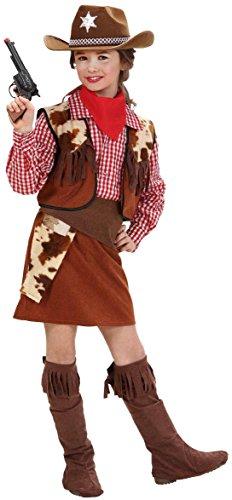 Kostüm Cowgirl, Gr. 11/13Jahren