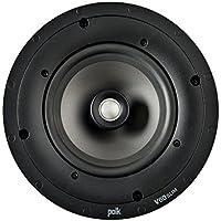 Polk Audio V 60Slim ad alte prestazioni del soffitto di altoparlanti da incasso, Bianco - Trova i prezzi più bassi su tvhomecinemaprezzi.eu