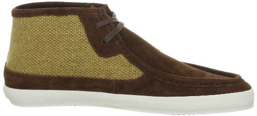 Vans Rata Mid VQGU6I3 Herren Klassische Sneakers Braun (bison/antique white)