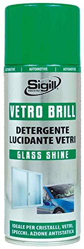 SIGILL 04601 Detergente Vetri, 400 ml