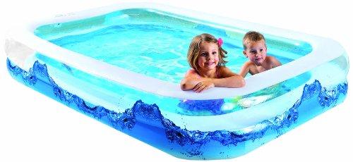 Schwimmbecken aufblasbar - Wehncke - Water Wave