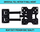 Caprigo Super Heavy Duty TV Wall Mount Bracket for 14 to 43 inches