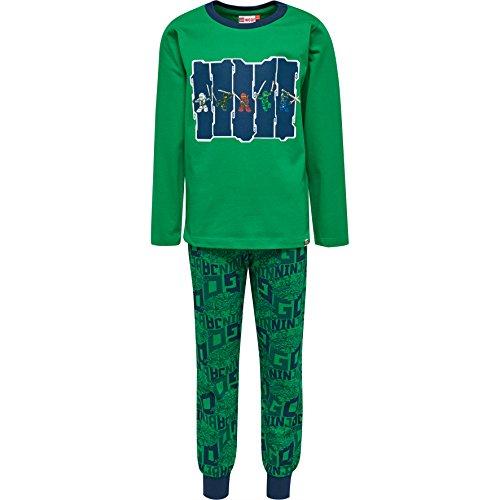LEGO Wear Jungen Zweiteiliger Schlafanzug Lego Boy Ninjago Nicolai 736-Schlafanzug/Pyjama, Preisvergleich