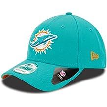 New Era Hombre 9forty Miami Delfines Gorra Béisbol