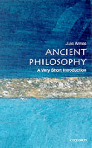 Ancient Philosophy: A Very Short Introduction (Very Short Introductions)