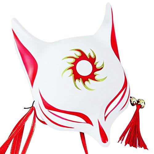 Forart Fuchs maske cosplay zubehör maske, partei maske maskerade kostüm maske für halloween kostüm party show