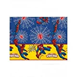 Procos 86672 - Tovaglia plastica Ultimate Spider-Man Power (120x180 cm)