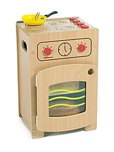 Inspirational Nurseries PT234 Stamford - Cocina de Juguete (Madera de Haya)