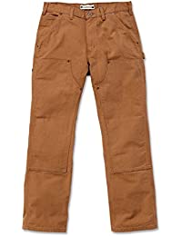 Carhartt EB136 Duck Work Dungaree Pantalon de travail