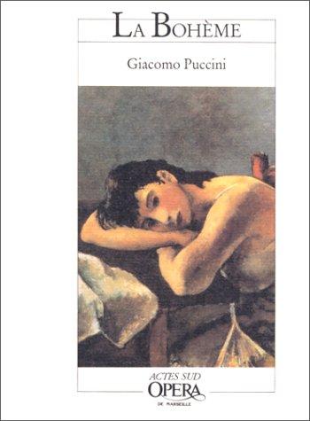 LA BOHEME par Giacomo Puccini