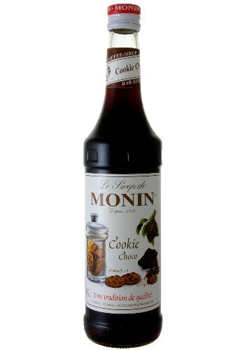 Monin Sirup Cookie Choco 0,7 L