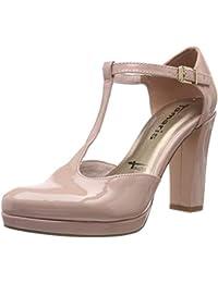 Amazon.it  Fibbia - Scarpe col tacco   Scarpe da donna  Scarpe e borse 2401857a50c