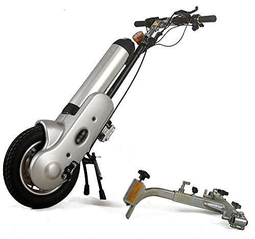 BTHDPP Kit di Conversione per Carrozzina Elettrica 36V 400W Carrelli Elettrici per Disabili A Mano per Disabili con Batteria agli Ioni di Litio da 15AH