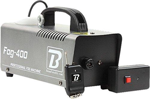 BoomToneDJ Fog 400 Nebelmaschine silber V3