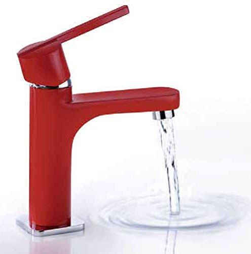 mitigeur-lavabo-wossa-de-couleur-phosphorescente-rouge-chrome-phosphorescent